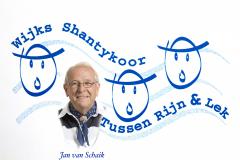 Jan van Schaik- erevoorzitter