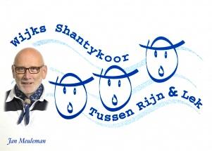 Jan Meuleman - Voorzitter Shantyfestival